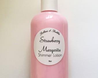 Strawberry Margarita Shimmer Lotion