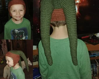 Twi'lek child size hat