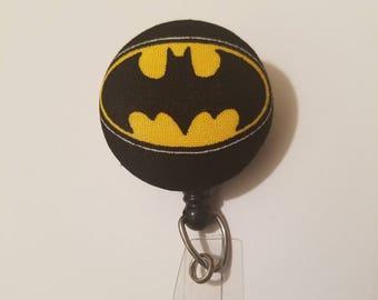 Batman magnet, pin, or badge reel