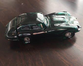 Avon Jaguar car after shave decanter