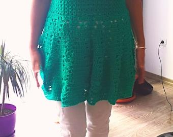 Womens mini dress or tunic