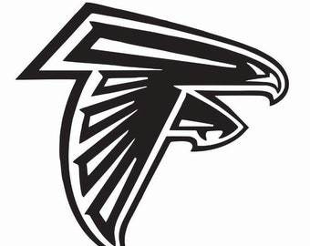 Atlanta Falcons Vinyl Decal