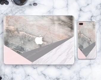 Rose Gold Marble Case Macbook Gift Case Macbook Air 13 Case Macbook Hard Case Personalized Macbook Case Macbook Pro 13 Case Macbook Pro 15