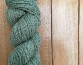 BULKY 2 PLY highland wool JUNIPER