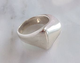 Vintage Georg Jensen Sterling Silver Ring