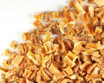 Orange Peel Pieces - Botanical