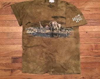 "M ""the mountain"" safari tee"