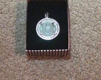 Authentic pharaonic pendant