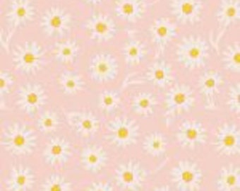 Flower Glory Morning by Art Gallery Fabric - 100% Cotton - Pink