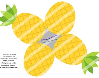 Pineapple Box 2