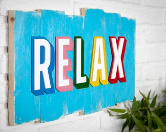 Poster Relax