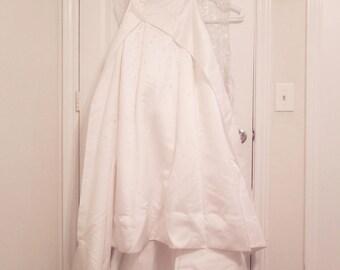 Maggie Soterro Custom Gown
