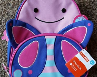 ON SALE NOW! - Skip Hop Blossom the Butterfly Backpack for Feeding Pump