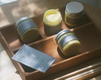 Body Butter: Four Stages SAMPLE (1oz)