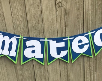 Whale baby showe banner