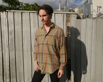 VINTAGE - 1990's Timberland Casual Shirt