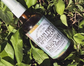 Bugs Off! Insect Repellant
