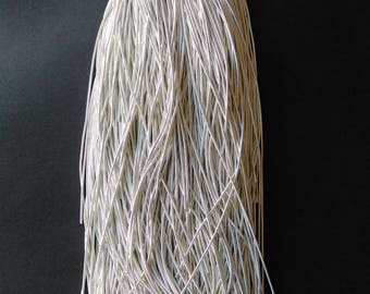 embroidery thread Silver clear smooth/purl Silver clear smooth/silver effect