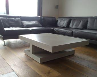 T4. 32 concretable / coffee table concrete