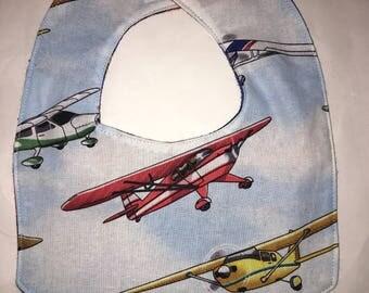 Airplane Bib
