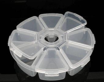 11 cm plastic storage box