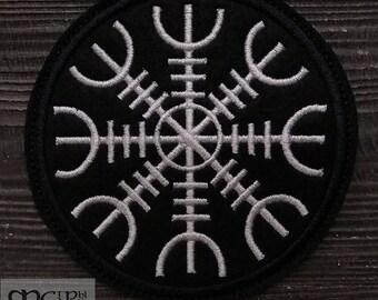 Patch Aegishjalmur Viking