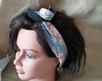 Vintage twist headband