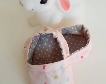 Small slippers soft baby 0-3 months