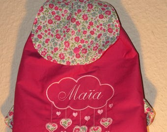 Backpack child custom 3