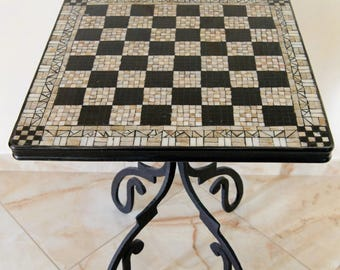 Chess table «Gambit»