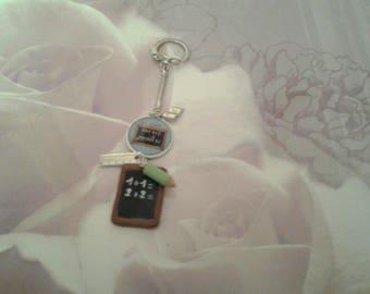 Keychain for teachers
