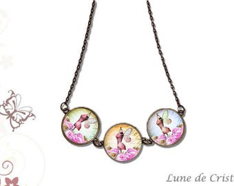 Necklace 'wings ' funny - Sweet Collection