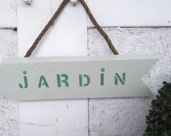 arrow garden decoration
