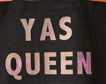 YAS QUEEN- TOTE