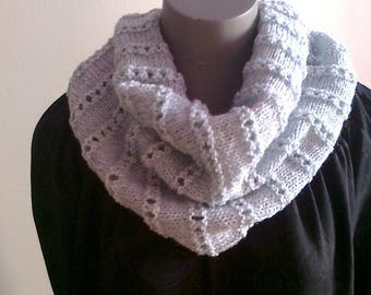 snood hand knit