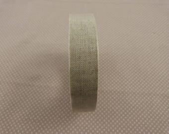 Adhesive linen tape
