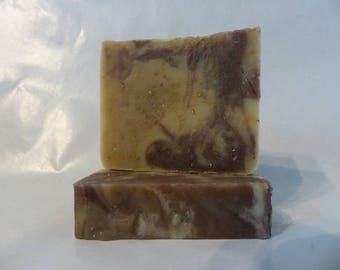 Purple Rain -Cold Process All Natural Handmade Soap