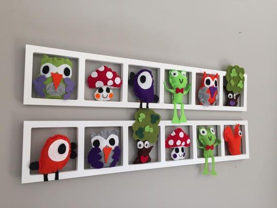 cadre d coratif mural pour chambre enfant et b b r alise. Black Bedroom Furniture Sets. Home Design Ideas