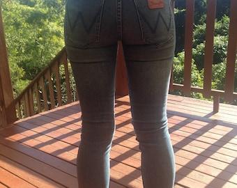 Wrangler Skinny Leg Jeans Denim