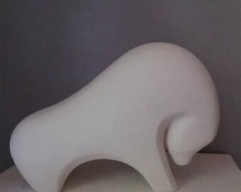 Bull. Sculpture.