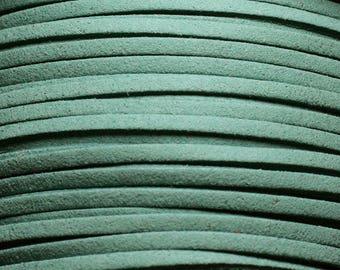 5 Metters - strap suede 3x1.5mm Prasin 4558550002495 green blue
