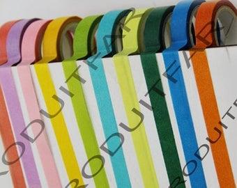 10 roll decorative sticker Masking Tape Washi paper tape