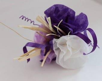 wedding bouquet table lot_decoration three flowers per 10