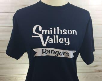 Smithson Valley Rangers Navy T-Shirt