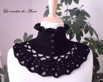 Black Choker, Victorian style!