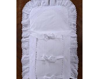 Royal Baby sleeping bag FRILLINE