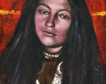 Sitting Bull's Grand-daughter