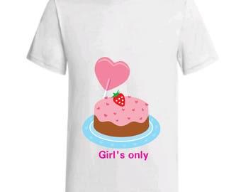 Girl's Sleepover T-shirts