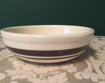 Vintage McCoy pottery bowl