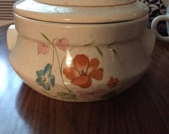 Vintage Storage Pot